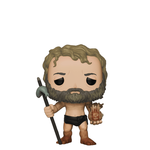 POP! Movies Vinyl Figure: Cast Away - Chuck with Wilson