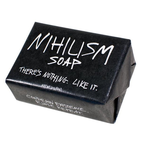 Guest Hand Soap: Nihilism