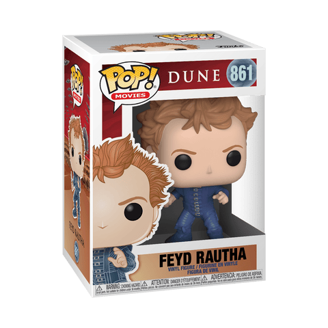 POP! Movies Vinyl Figure: Dune - Feyd Rautha