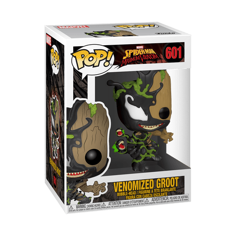 POP! Marvel Figure: Venomized Groot