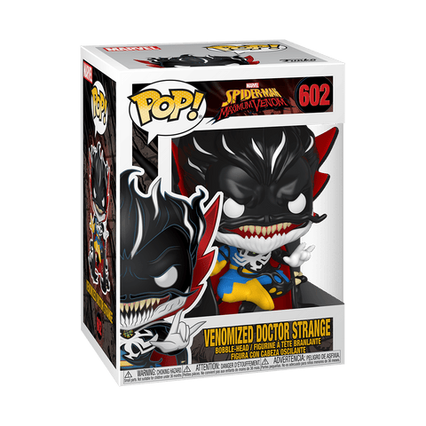 POP! Marvel Figure: Venomized Doctor Strange