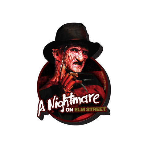 Funky Chunky Magnet: Nightmare on Elm Street - Freddy