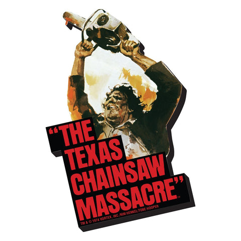 Funky Chunky Magnet: Texas Chainsaw Massacre