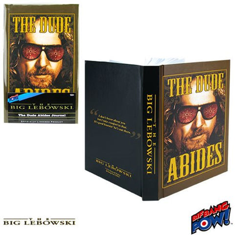 The Big Lebowski: The Dude Abides Journal