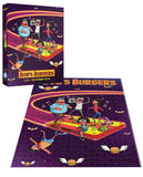 "Bob's Burgers ""Belchers in Space"" 1000 Piece Puzzle"