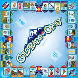 Colorado-Opoly: Board Game