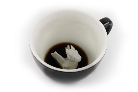 Creepy Cup: Dragon | Black (11 oz.)
