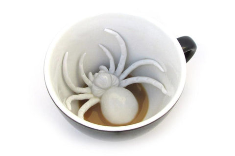 Creepy Cup: Spider | Black (11 oz.)