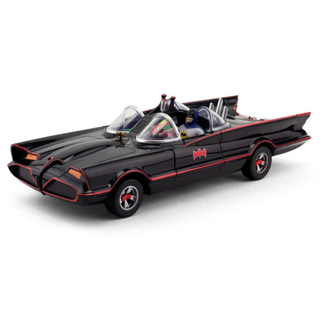 "Batmobile with Bendable Figures (10"") - Classic TV Series"