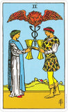 Giant Rider-Waite® Tarot Deck