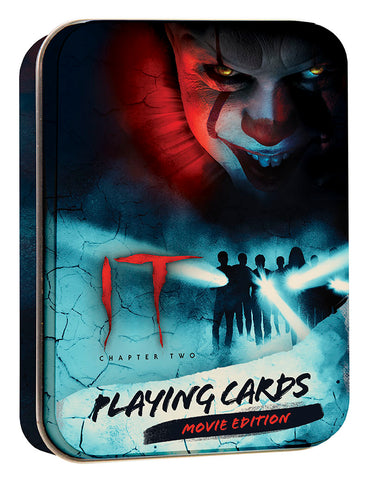 Playing Cards: IT Chapter 2 (Tin)