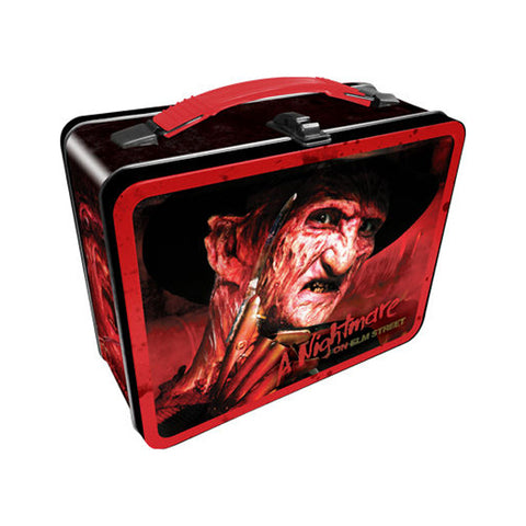 Tin Tote: Nightmare On Elm Street Lunch Box