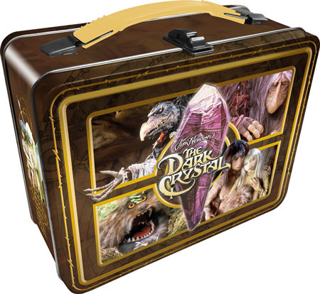 Tin Tote: The Dark Crystal Lunch Box
