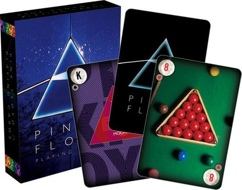 Playing Cards: Pink Floyd - Dark Side of the Moon