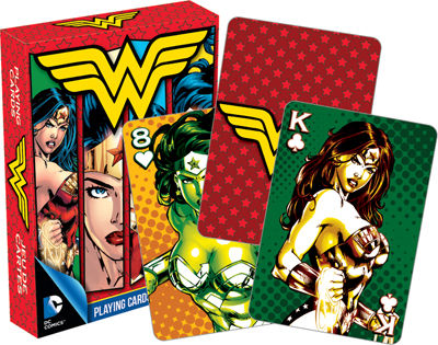 Playing Cards: Wonder Woman