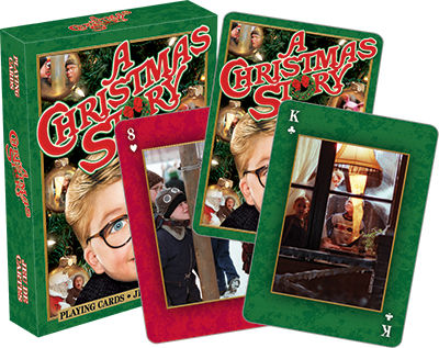 Playing Cards: A Christmas Story