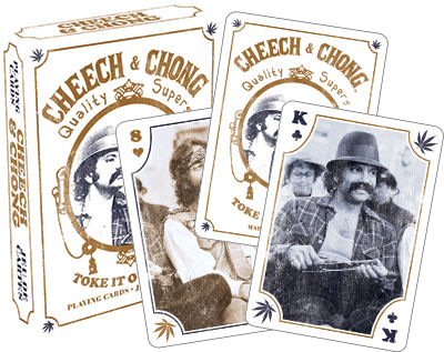 Playing Cards: Cheech and Chong