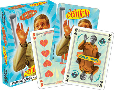 Playing Cards: Seinfeld - Festivus