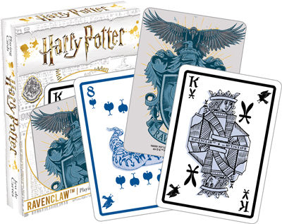 Playing Cards: Harry Potter - Ravenclaw