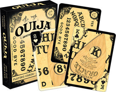 Playing Cards: Ouija