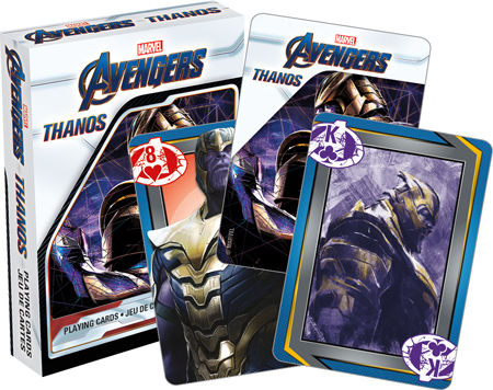 Playing Cards: Avengers Thanos