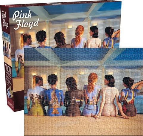 1,000pc Puzzle: Pink Floyd - Back Art