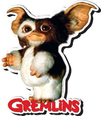 Funky Chunky Magnet: Gremlins - Gizmo