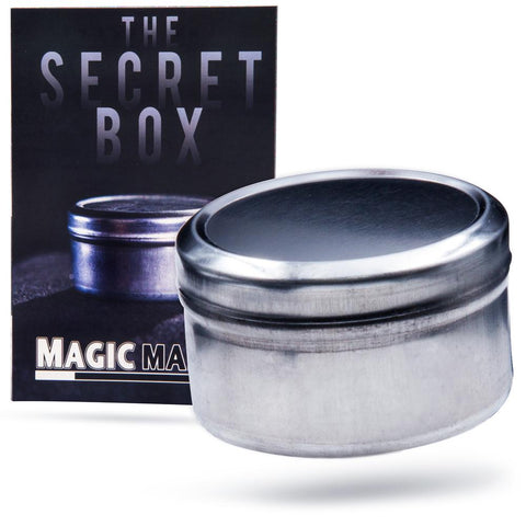 The Secret Box (Easy Magic Trick)