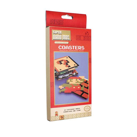 Coasters: Super Mario Bros.