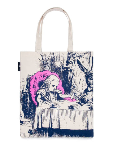 Tote Bag: Alice in Wonderland