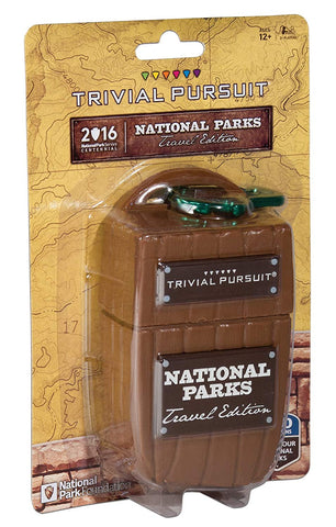 TRIVIAL PURSUIT®: National Parks Travel Edition