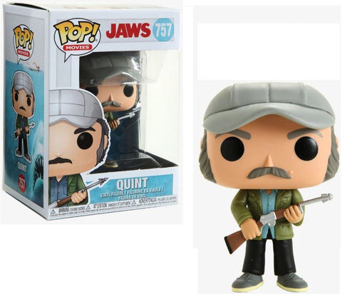 Pop! Movies Vinyl Figure: Jaws - Quint