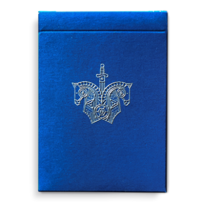 Playing Cards: Blue Knights