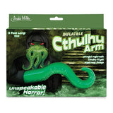 Inflatable Cthulhu Arm