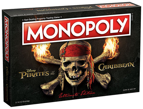 MONOPOLY®: Pirates of the Caribbean Ultimate Edition