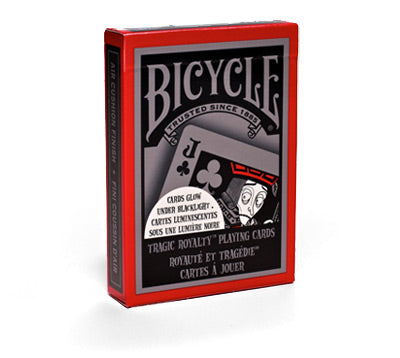 Playing Cards: Bicycle® Tragic Royalty