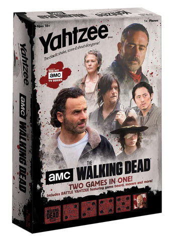 YAHTZEE®: AMC® The Walking Dead®