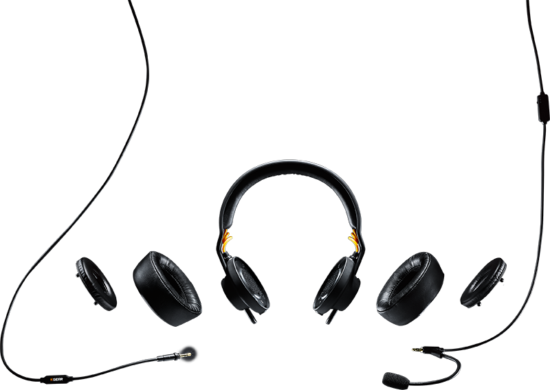 The headset, redefined.