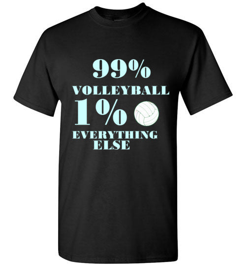 99% Volleyball 1% Everything Else
