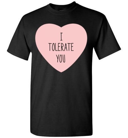 I Tolerate People