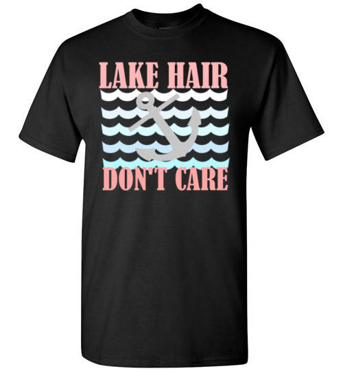 Lake Hair Don't Care