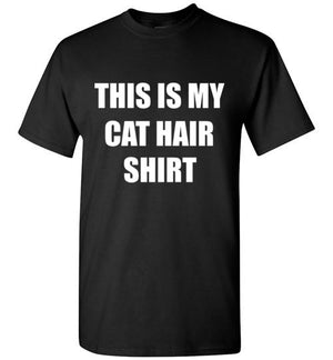 This Is My Cat Hair Shirt