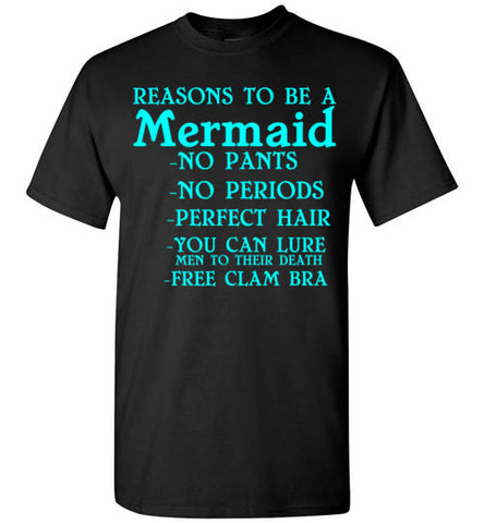 Reasons to Be a Mermaid (Dark)
