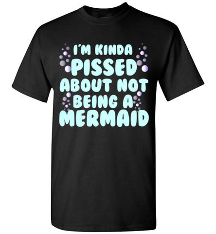 I'm Kinda Pissed about Not Being a Mermaid