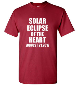 Solar Eclipse of the Heart T-Shirt