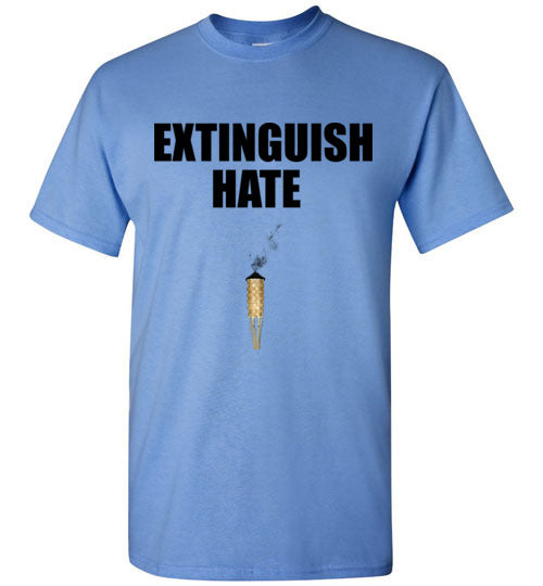 Extinguish Hate Charlottesville T-Shirt