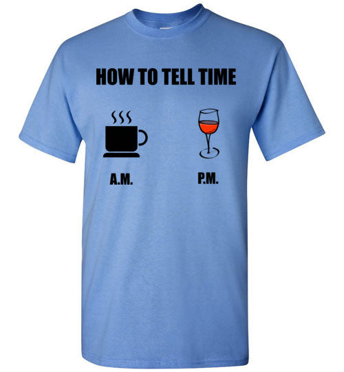 How to Tell Time Coffee and Wine