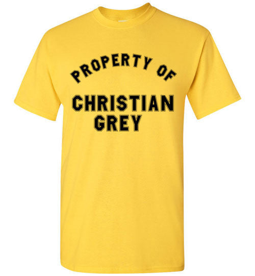 Property of Christian Grey T-Shirt