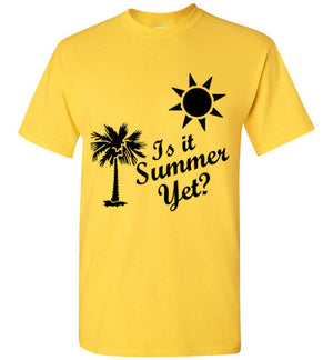 Is it Summer Yet? T-Shirt