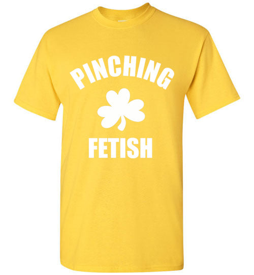 Pinching Fetish St Patricks Day T-Shirt